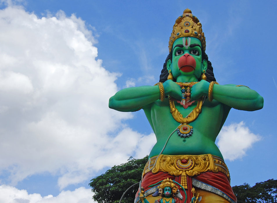 hanuman_monkey_god