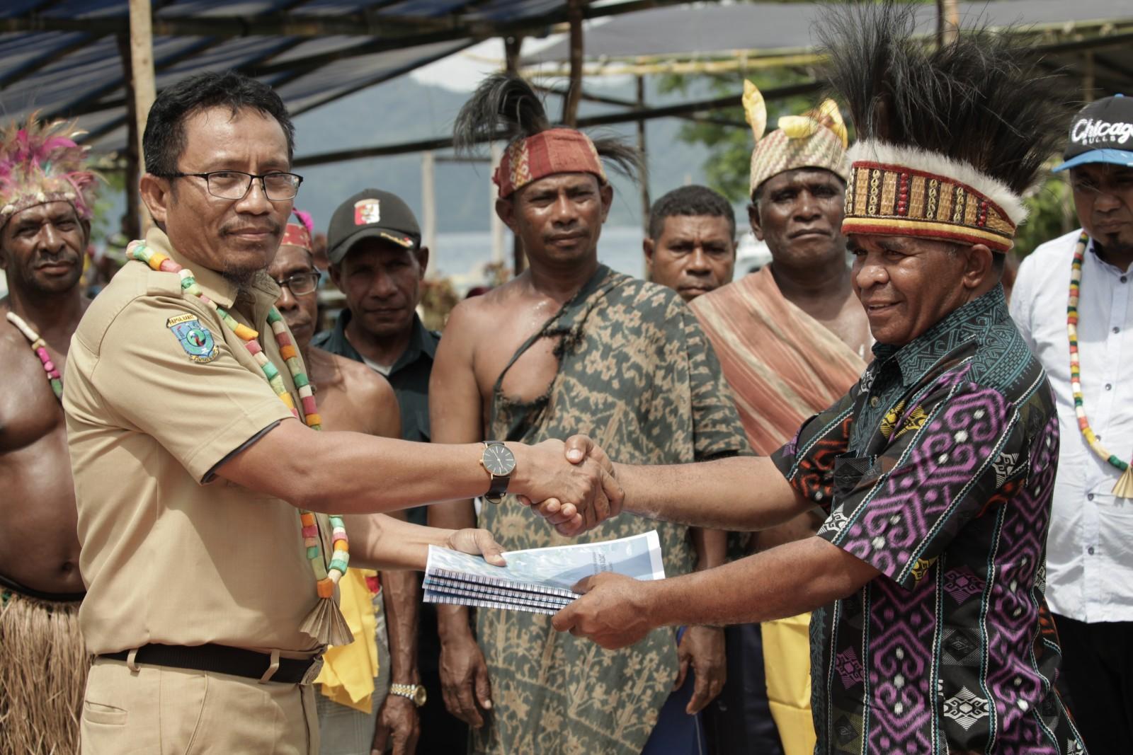 Maya Adat Council Dampier Strait