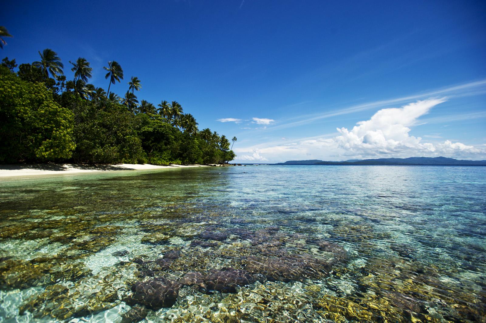 Jari Island, Solomon Islands