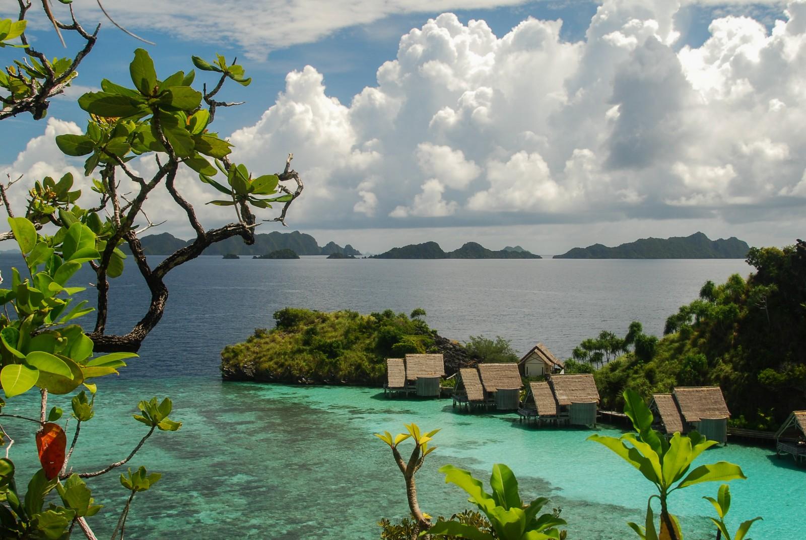 Misool Eco Resort Travel The Coral Triangle